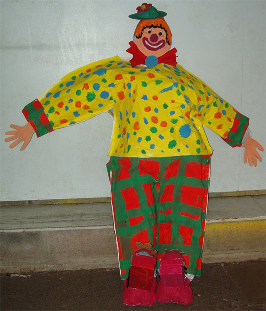 le bonhomme carnaval